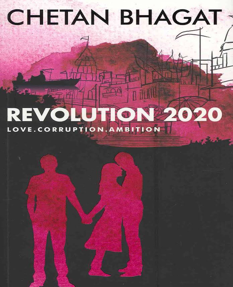 revolution 2020 story set in the