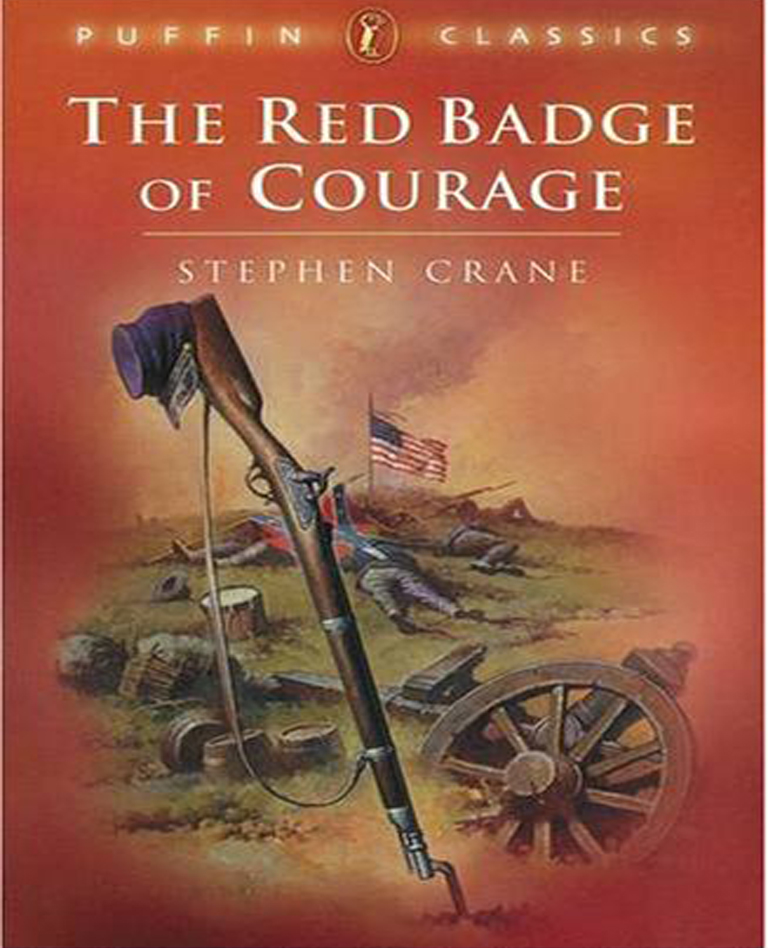badge courage essay new red Outline for red badge of courage 2017 - download as word doc (doc / docx), pdf file (pdf), text file (txt) or read online outline for essay over the book red badge of courage.