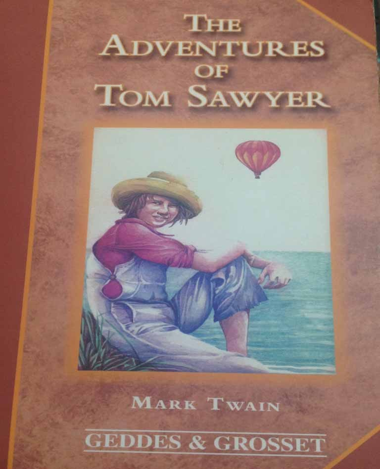 the adventures of tom sawyer pages