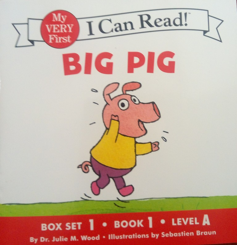 A-C Learn to Read with Tug the Pup and Friends Box Set 1 Levels Included