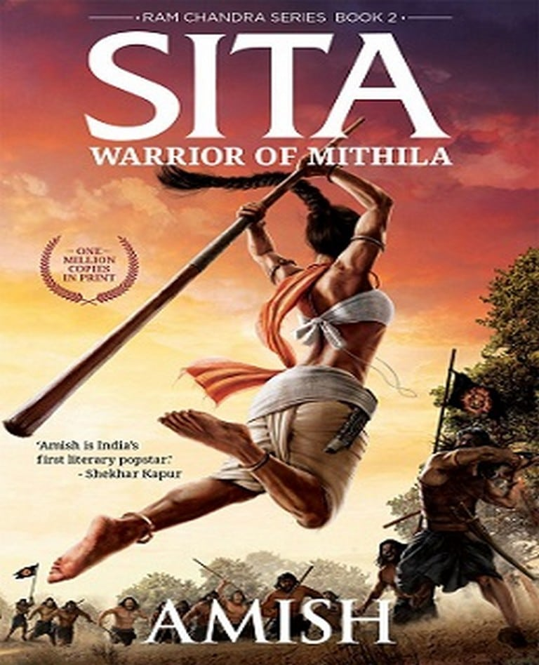 Warriors Book Series Review: Warrior Of Mithila (Book 2- Ram Chandra Series