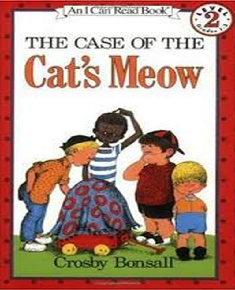 The Case of the Cat's Meow (I Can Read Level 2) (Long Story