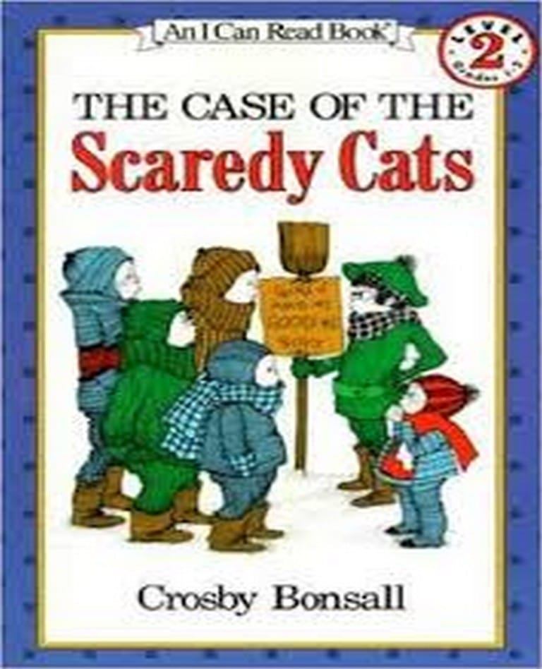 The Case of the Scaredy Cats (I Can Read Level 2) (Long Story)