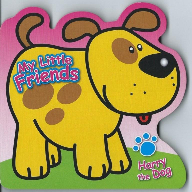 My Little Friends Harry The Dog Short Story Skryf Skryf Review