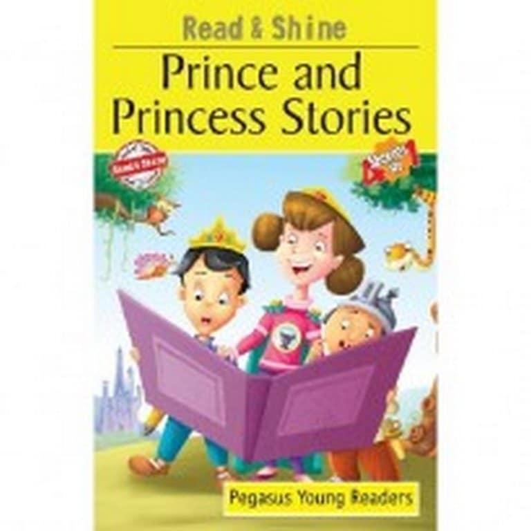 Prince and Princess Stories (Read & Shine) (Long Story