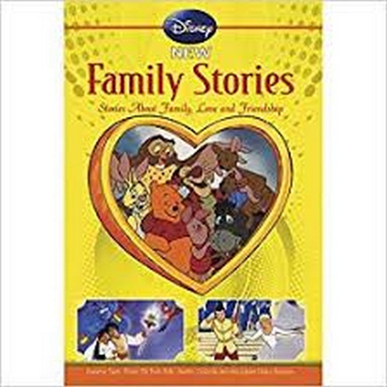 Stories About Family, Love And Friendship (Yellow) (Long Story